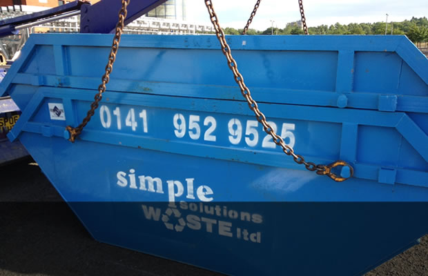 Simple Skip Hire Glasgow